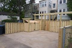 Custom Arbors and Fence