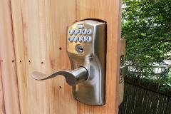 Combination Security Gate Lock