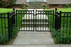#2 Decorative Metal Fence