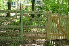 #3 Pressure Treated Estate Fence