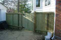 #20 Pressure Treated Pine Gate with Dip