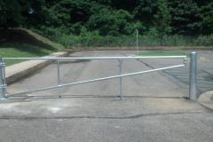 #28 Steel Frame Cattle Gate - Commercial